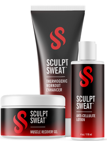Sculpt Sweat Triolgy Bundle