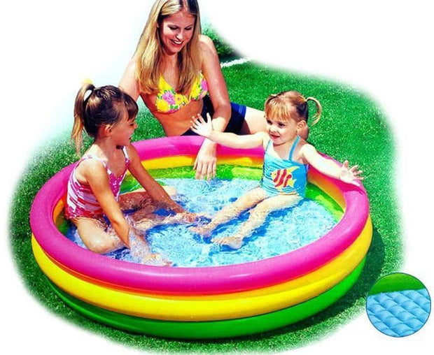 Colorful Children's Pool