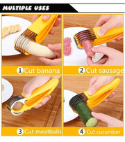 Easy Fruits Cutter - Designer Kitchen Tool