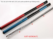 Telescopic Carbon Fiber Fishing Rod