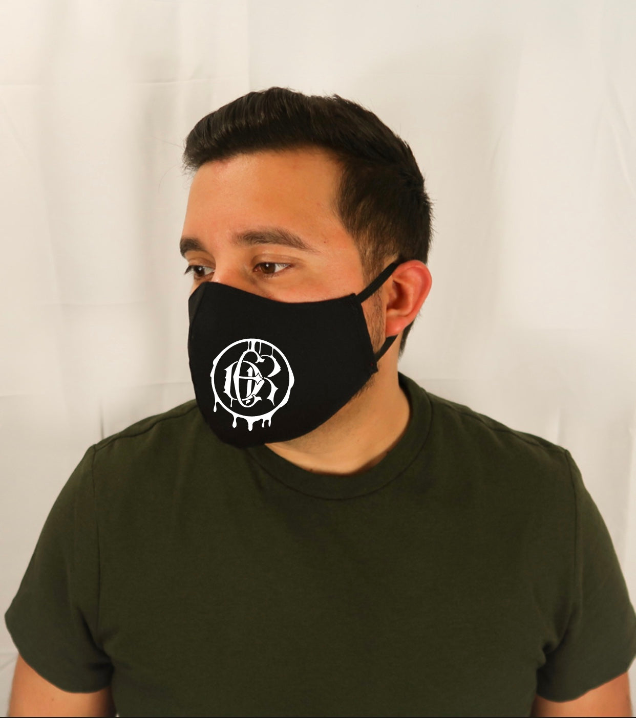 """Sanitize"" Face Cover"