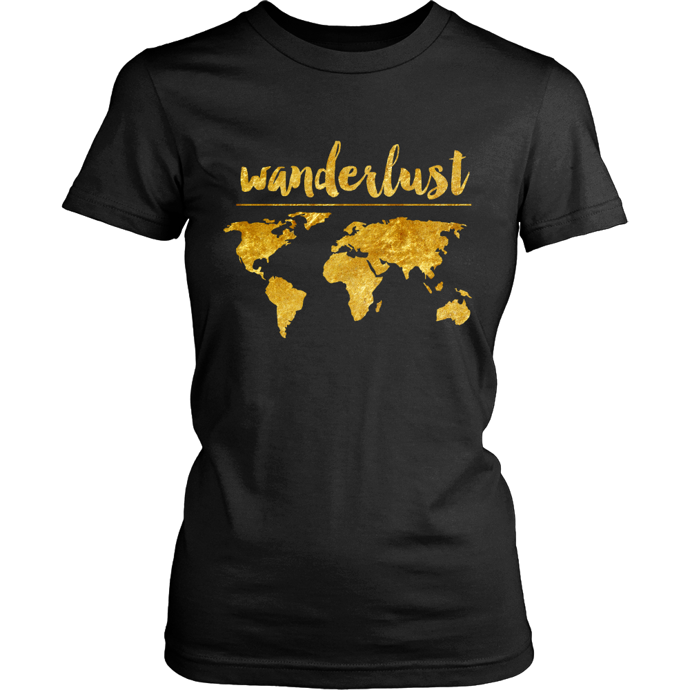 World Wanderlust T-Shirt