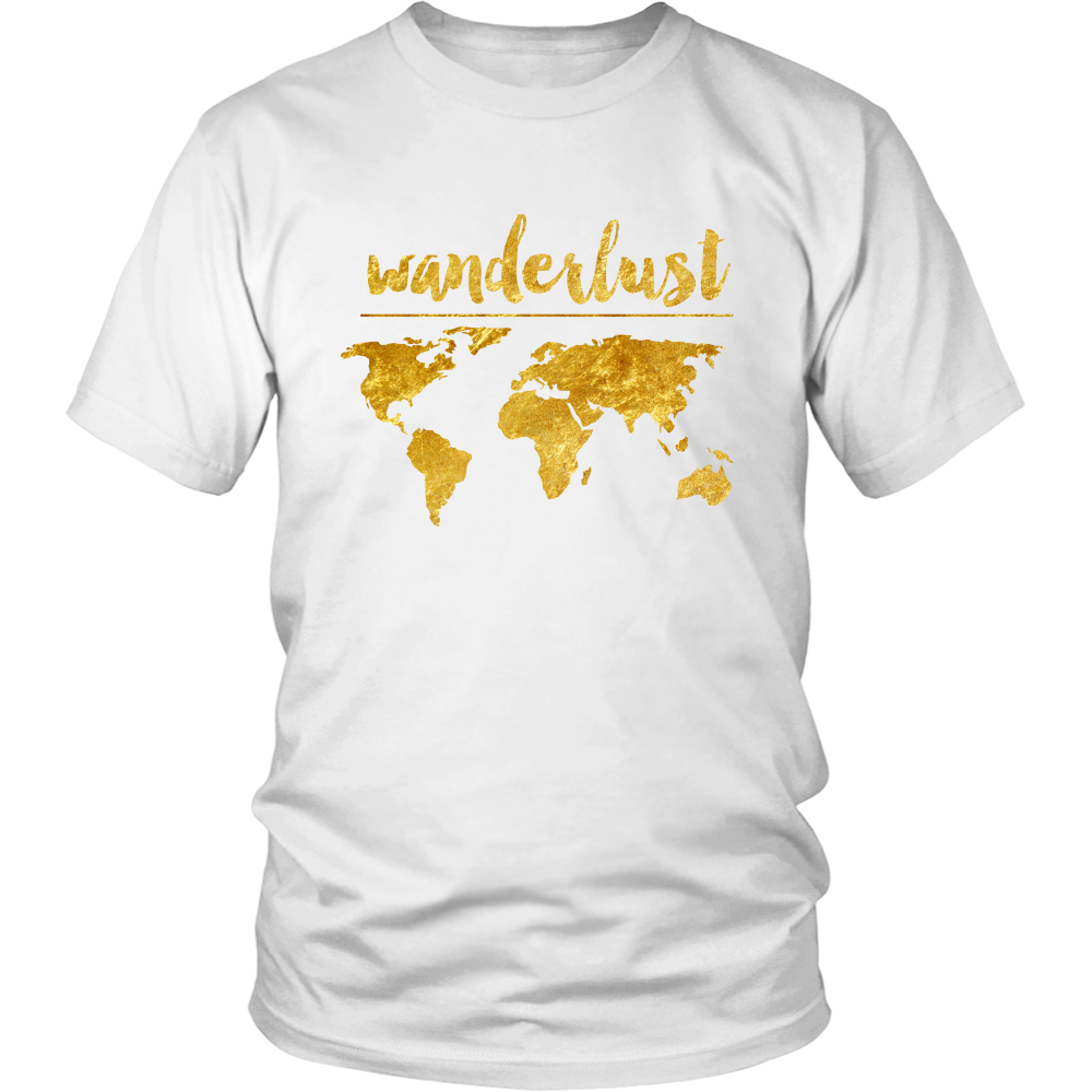 World Of Wanderlust T-Shirt