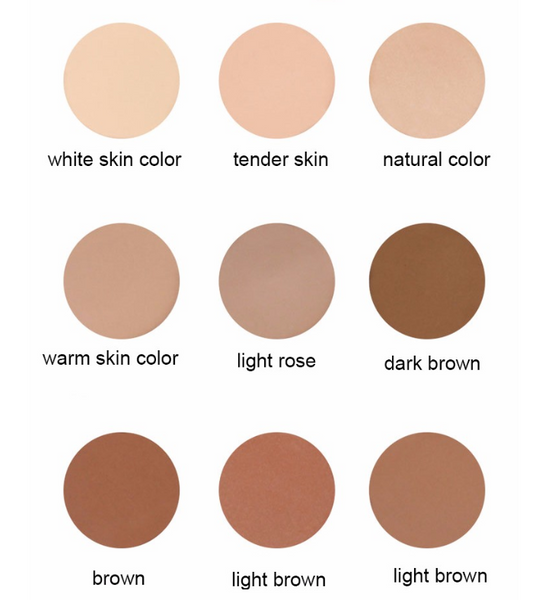 Contour-Highlighter Powder Palette