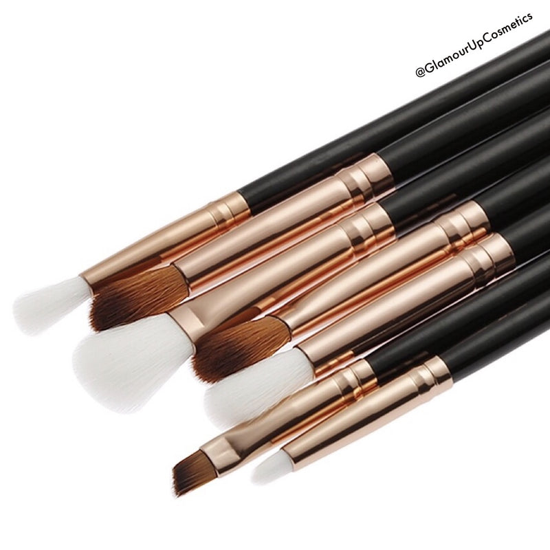 Glam Babe Brush Set - Glamour Up Cosmetics