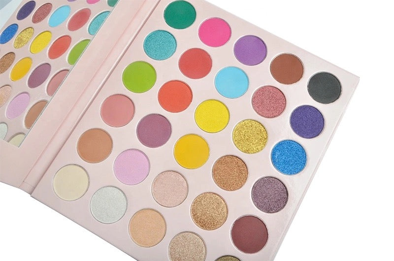 SIDNEY PALETTE - Glamour Up Cosmetics