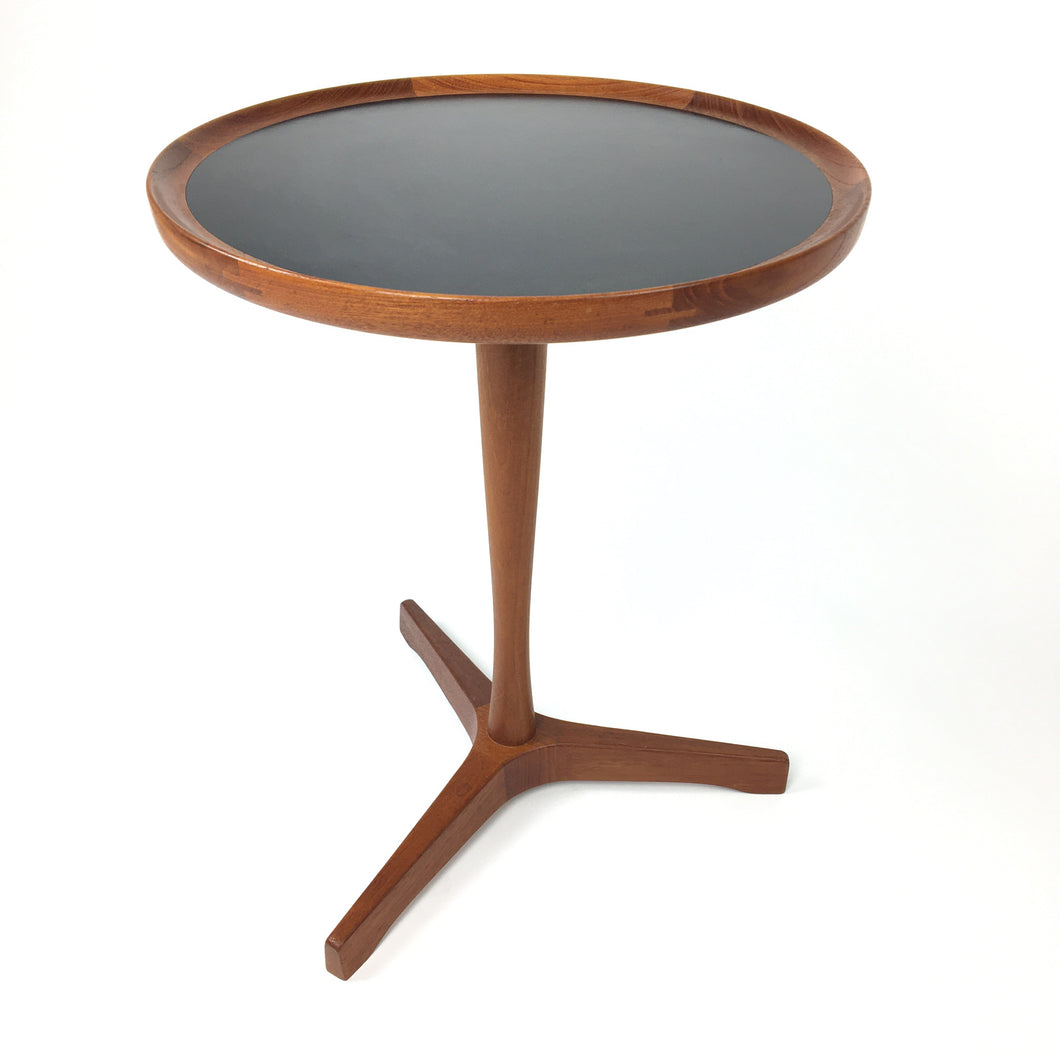 1950s Danish teak table, Hans C. Andersen