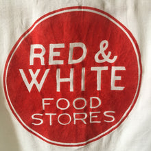 Red & White Food Stores shirt • XS/SM P