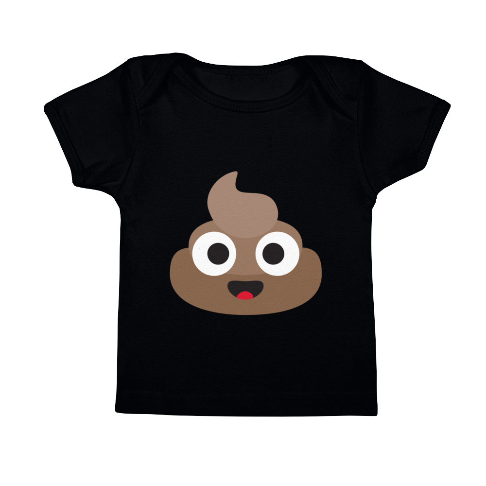 Happy Poop Infant Tee