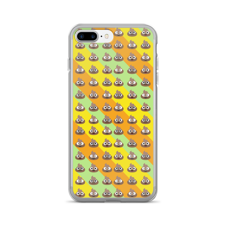 Poop Family iPhone 7/7 Plus Case