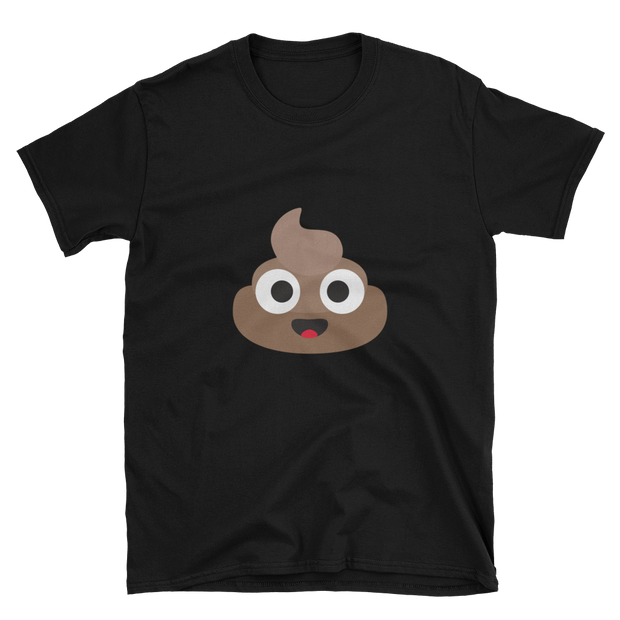 Happy Poop Unisex T-Shirt