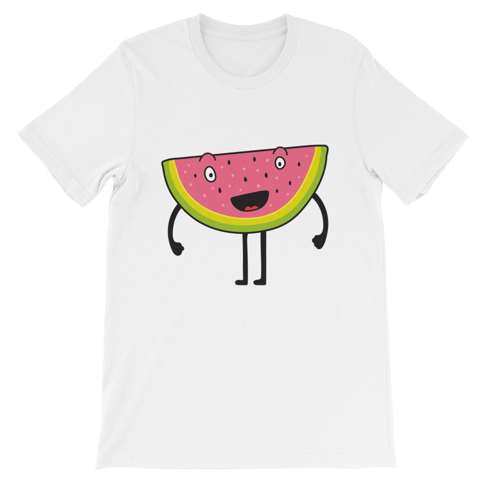 Happy Melon Unisex short sleeve t-shirt