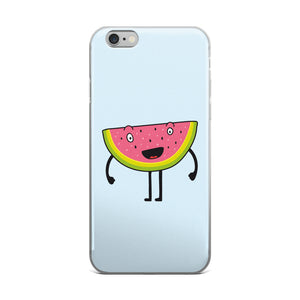 Happy Melon iPhone 5/5s/Se, 6/6s, 6/6s Plus Case