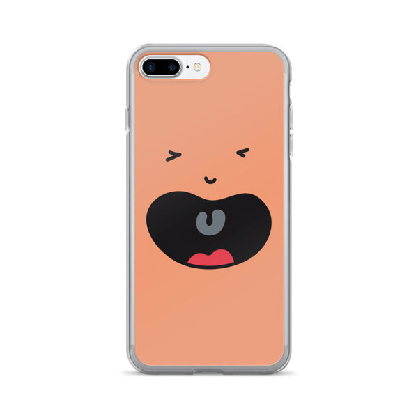 Cry Baby Peach iPhone 7/7 Plus Case - The Dad Guy