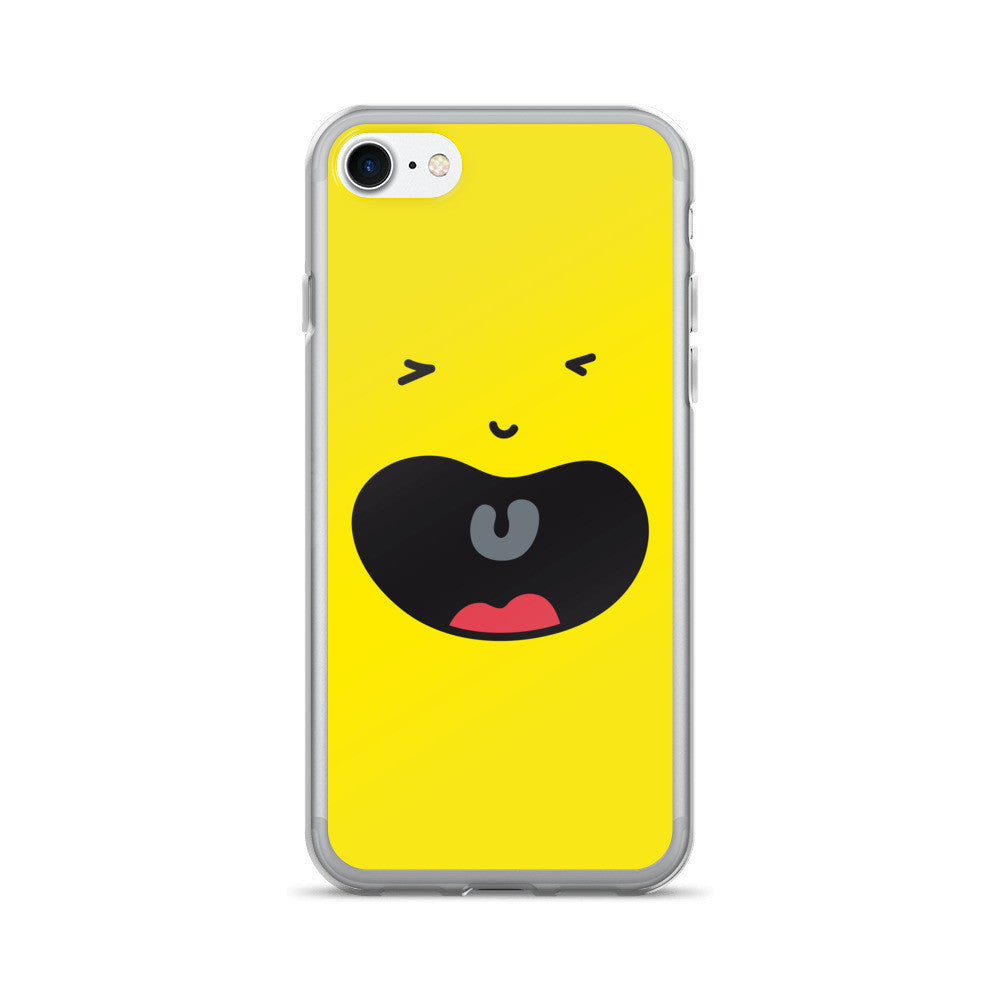 Cry Baby Yellow iPhone 7/7 Plus Case - The Dad Guy