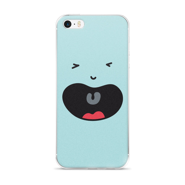 Cry Baby Blue iPhone 5/5s/Se, 6/6s, 6/6s Plus Case - The Dad Guy