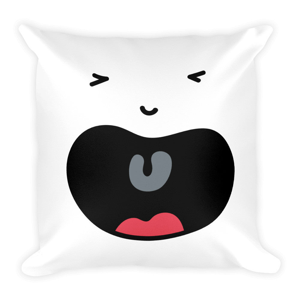 Cry Baby Square Pillow - The Dad Guy