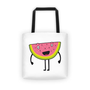 Happy Melon Tote bag