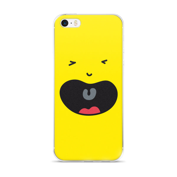 Cry Baby Yellow iPhone 5/5s/Se, 6/6s, 6/6s Plus Case - The Dad Guy
