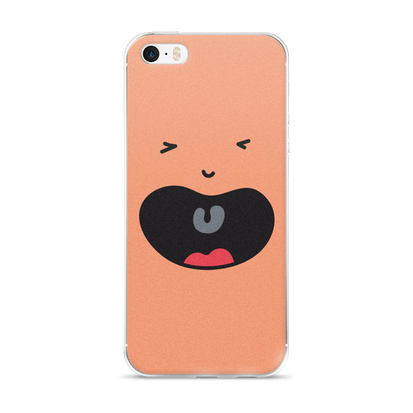 Cry Baby Peach iPhone 5/5s/Se, 6/6s, 6/6s Plus Case - The Dad Guy