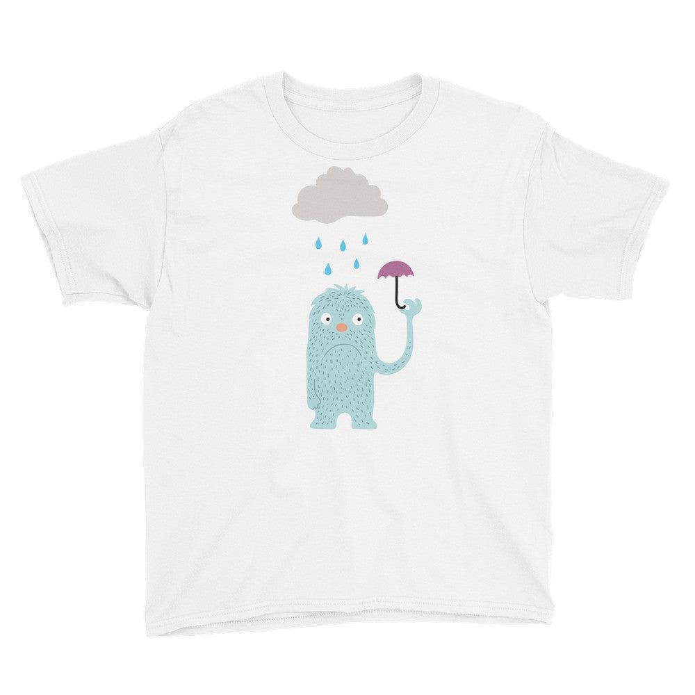 Sad Joe Youth Short Sleeve T-Shirt - The Dad Guy