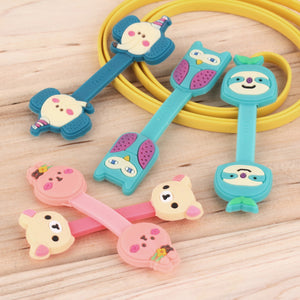 Cute Animals Cable Organizer