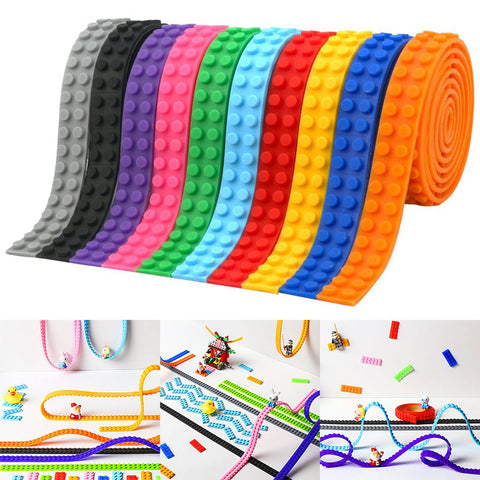 Silicone Toy Block Tape (90cm 2x115)