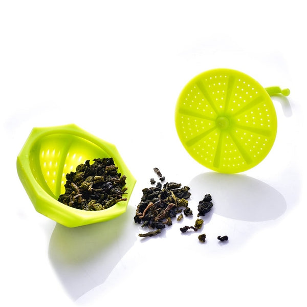 Cute Umbrella Shape Silicone Tea Infuser