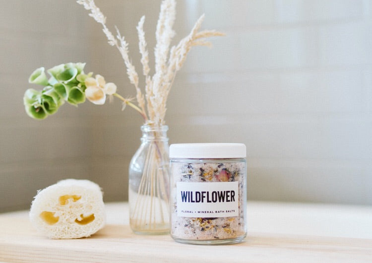 WILDFLOWER SALTS