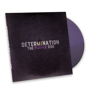 「Determination: The Purple Side」海外版