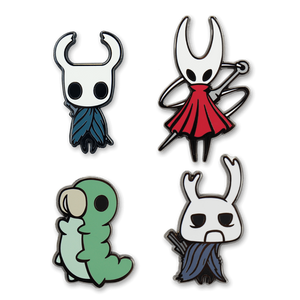「Hollow Knight」4ピンセット