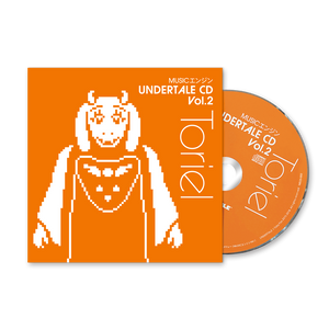 MUSICエンジン UNDERTALE CD  Vol.2: Toriel