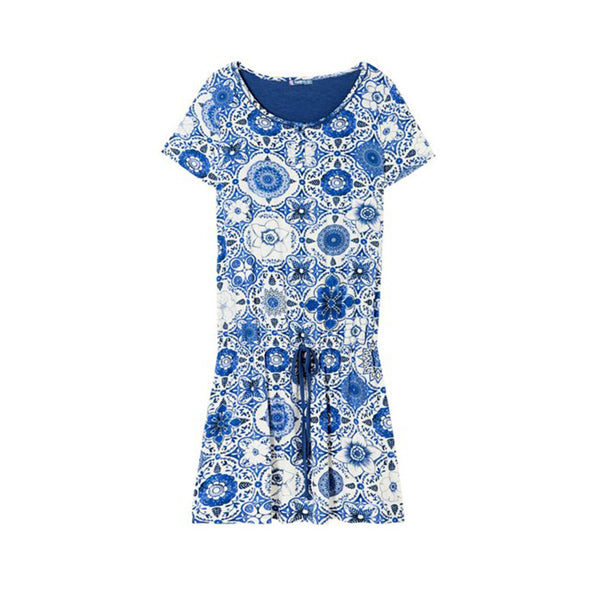 Desigual Think In Blue Nightdress