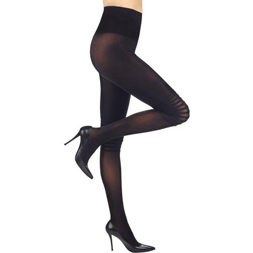 Commando Moto Tights in black