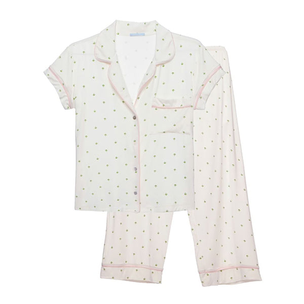 Eberjey Giving Palm Pyjama Set