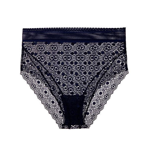 Else Coachella High Waist Brief in Black