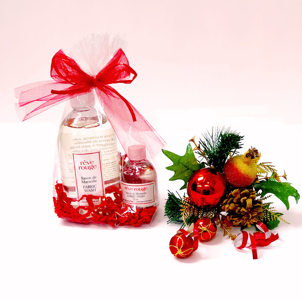 "Rêve Rouge Gift Pack ""Wash"""