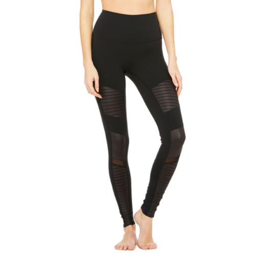 Alo High-Waisted Moto Legging