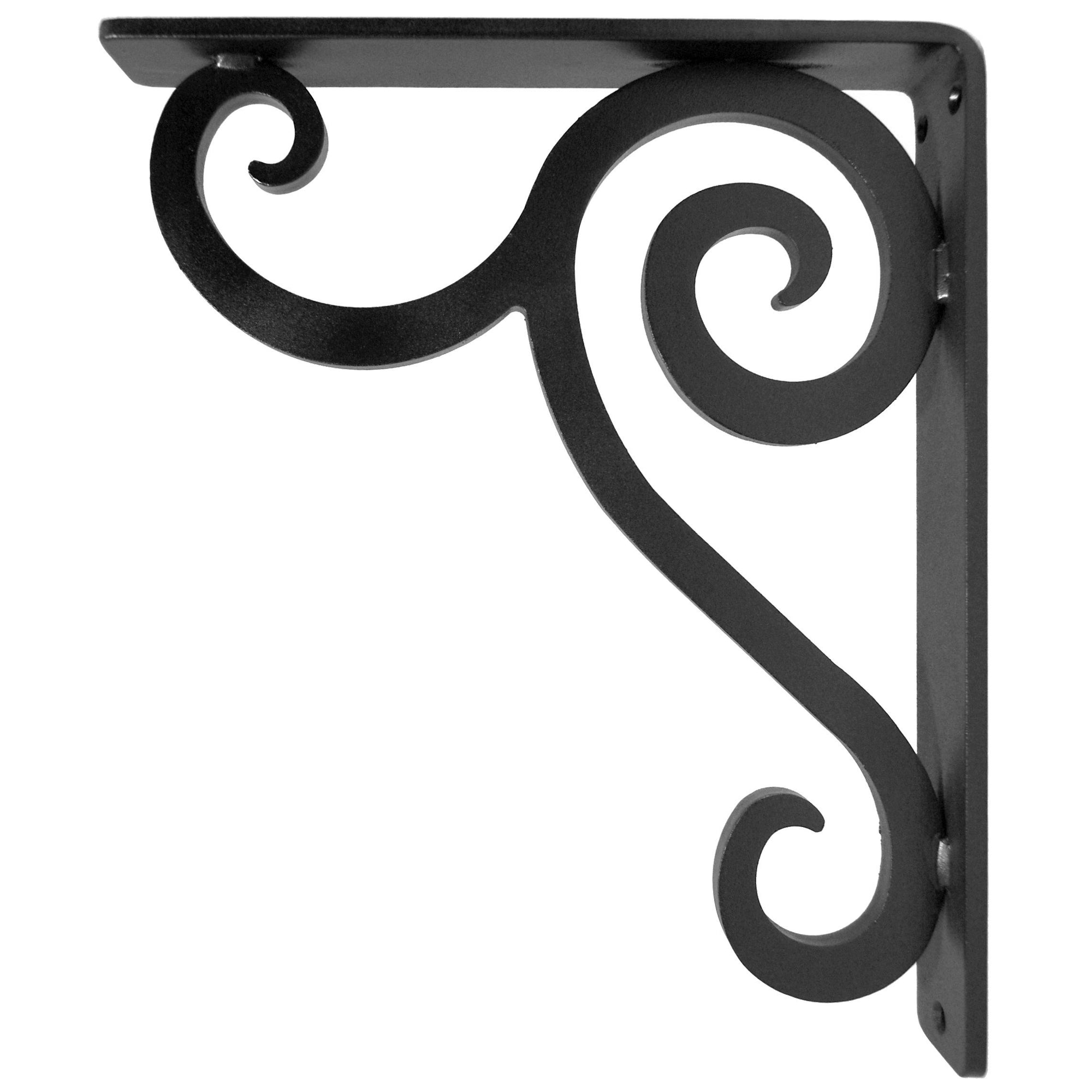 Linley Iron Countertop Corbel (single center brace)