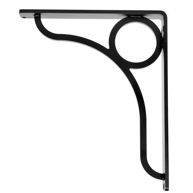 Lauren Iron Countertop Corbel (single center brace)