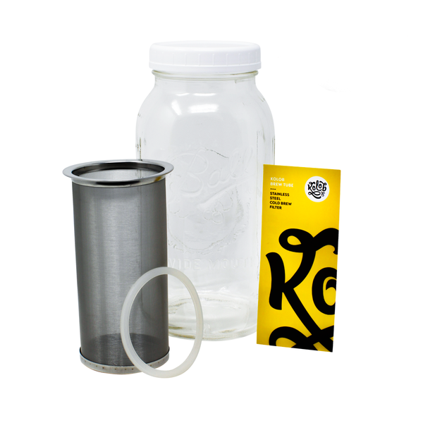Brew Tube 64oz Kit