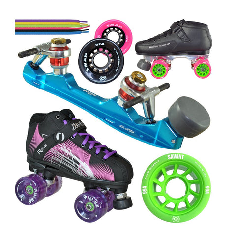 Atom Skates Quad Products