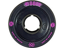 Atom Boom quad wheels available @ Atom Skates