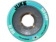 Atom Juke quad wheels available @ Atom Skates