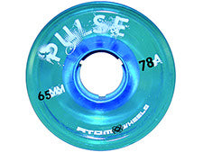 Atom Pulse outdoor quad wheels available @ Atom Skates