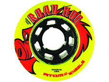 Atom Road Hog outdoor quad wheel available @ Atom Skates