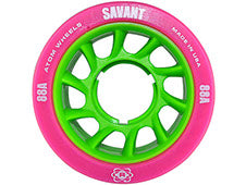 Atom Savant quad wheel available @ Atom Skates