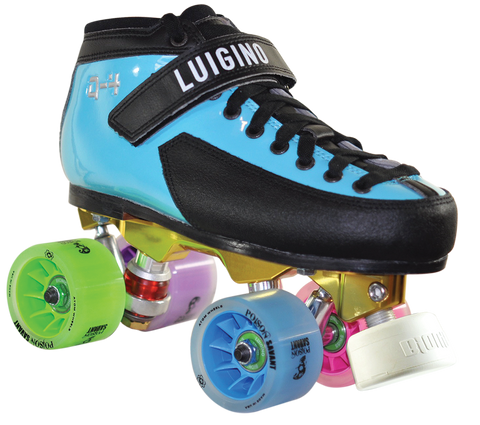 Color Q4 Falcon Quad Skate Package