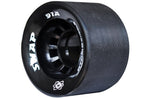 Atom Snap quad wheel 91A in black color
