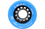Atom Snap quad wheel 91A in blue color